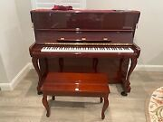 48 High Kohler And Campbell Piano