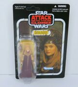 Padme Amidala Peasant Disguise Star Wars Vintage Collection Vc33 Moc Unpunched