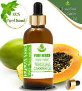 Papaya Seed 100 Pure And Natural Undilluted Uncut Passiflora Edulis Carrier Oil