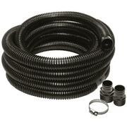 1-1/4 In. X 24 Ft. Sump Pump Discharge Hose Kit