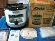 Alpaca Ts-808 Kerosene Heater And Stove Cooker Burner Survival And Outdoor Camping