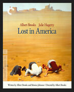 Lost In America The Criterion Collection Blu-ray New Sealed