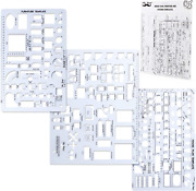 Mr. Pen- House Plan Interior Design And Furniture Templates Drafting Tools And