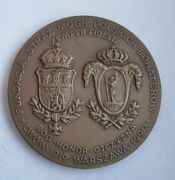Semper Fidelis Always Faithful Lwow Lviv Wilno Kresy Polish Poland Medal
