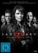 Sanctuary Complete Series Blu Ray Amanda Tapping Robin Dunne Boxset 13 Disc