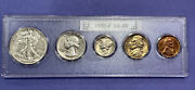 1939-p Au-bu U.s. Mint Coin Set Great Gift-better Quality Nice Investment A++
