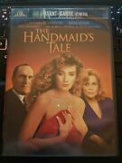 The Handmaids Tale Dvd 2001 With Insert Cib Watched And Working