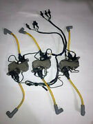 Mercury Racing 2.5 260 Engine Electrics - Coils Coil Covers And Coil Harnesses