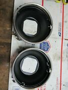 Gm Pontiac Gto Headlight Square Hole Mounting Buckets Set Of 2 Unknown Position