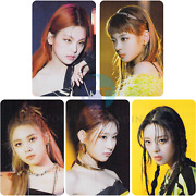 [us] Itzy Aladin Pre-order Benefit Official Guess Who Album Photocards