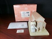 2004 Enesco Precious Moments Chapel Exclusive You Are Always Welcome Here 119642