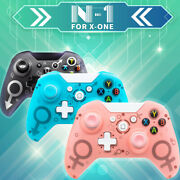 Wireless Game Controller For Xbox One Ps3 Pc Dual Motor Vibration Gamepad Us