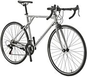 Road Bike 700c Wheels 56cm Frame For Men 21 Speed City Commuter Bicycle Racing