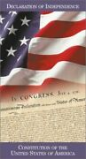 Declaration Of Independence And Constitution Of The United States Of America