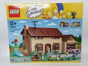 Lego 71006 The Simpsons House Set Retired Modular Building New - Check Photos