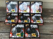 Medicon Kubrick Planet Of The Apes Lot Of Eight Sets 👀