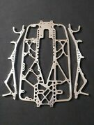 Super Rare 1st Gen Unlimited Engineering And039no Supermaxxand039 Chassis T-maxx E-maxx
