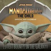 Official Star Wars - Baby Yoda 2021 Calendar - Square... By Danilo Promotions Lt