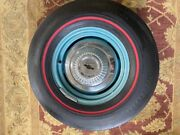 1967 Chevelle Ss 14 X 6 Wheels Qty 5 Hubcaps Qty 4 And Tires Qty 5