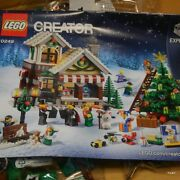 Lego Creator Winter Toy Shop 10249 Building Kit 898 Pcs From Japanese Toy