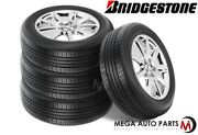 4 Bridgestone Turanza El400-02 Rft 225/50r17 94v Run Flat Tire 40k Mile Warranty
