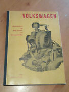 Repair Manual Vw Beetle Ovali - Karmann Ghia Type 14 - T 1 Bus From Approx. 1954