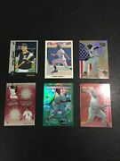 Frank Thomas Leaf Rookie And Rare Inserts