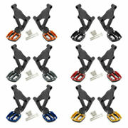 Motorcycle Folding Footrests Foot Pegs Rear Pedals For Honda X-adv 750 17-18 U1
