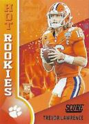 2021 Score Football Pick Complete Your Set Rc Parallel Inserts Free Shipping