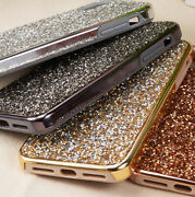 Studded Rock Crystal Bling Rhinestone Case Cover For Iphone Xs Max 10s Max