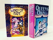 Queens Own By Mercedes Lackey Hardcover 1st Ed., W/ Dust Jacket Lot Set