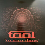 Tool - 10000 Days - 2lp - Red Colored Vinyl