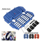 Radiator Guard Kit New For 125-500 Sxf Exc Tc Fc Te Fe 150-450 19-21 Motorcycle