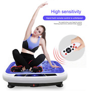 Slimming Machine Vibration Plate With Bluetooth Music Style