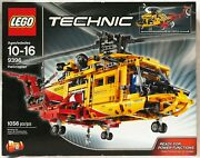 New Lego Technic Helicopter 9396 - In Factory Sealed Box