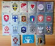 2020 Panini Euro No Preview 568 Stickers Full Set ⚽️🔥⚽️