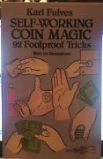 Self-working Coin Magic 92 Foolproof Tricks Dover Magic Books By Karl Fulves