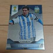 2014 Panini Prizm World Cup Lionel Messi World Cup 12 Soccer Card From Japan