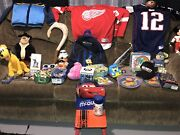 Huge Toy And Accessories Lot/bundle Vintage And New Toys Disney, Collectibles Etc