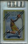 1996 Finest Basketball 269 Gold Kobe Bryant Rookie Card Rc Graded Bgs Mint 9