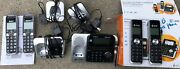Atandt Cordless Home Phones 2 Sets 4 Total Used