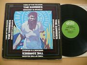 The Zombies- Time Of The Season Odessey And Oracle 1969 Us Press Psych Psychedelic