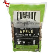 Cowboy Charcoal 180 Cubic Inch Apple Wood Chips
