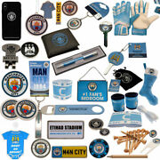 Manchester City Fc Official Champions Merchandise Great Birthday Christmas Gifts