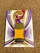 Kobe Bryant 2005-06 Upper Deck Sp Game Used Edition Authentic Fabrics Gold /100