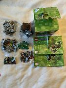 Lego Minecraft Micro World Set 21102 The Forest Box Instructions Sealed Bags