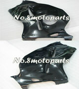 Fit For 1997-2007 Gsxr 1300 Black Left Right Side Fairings Injection Plastic A22