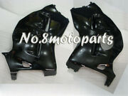 Fit For 1997-2007 Gsx-r 1300 Glossy Black Injection Left Right Side Fairings A07