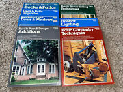 Lot Of 7 Ortho Remodeling Softcover Books Home Improvement Colored Photographs