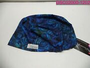 Qty=175 Harmony Euro Scrub Hats Variety Colors/patterns One Size Fits Most